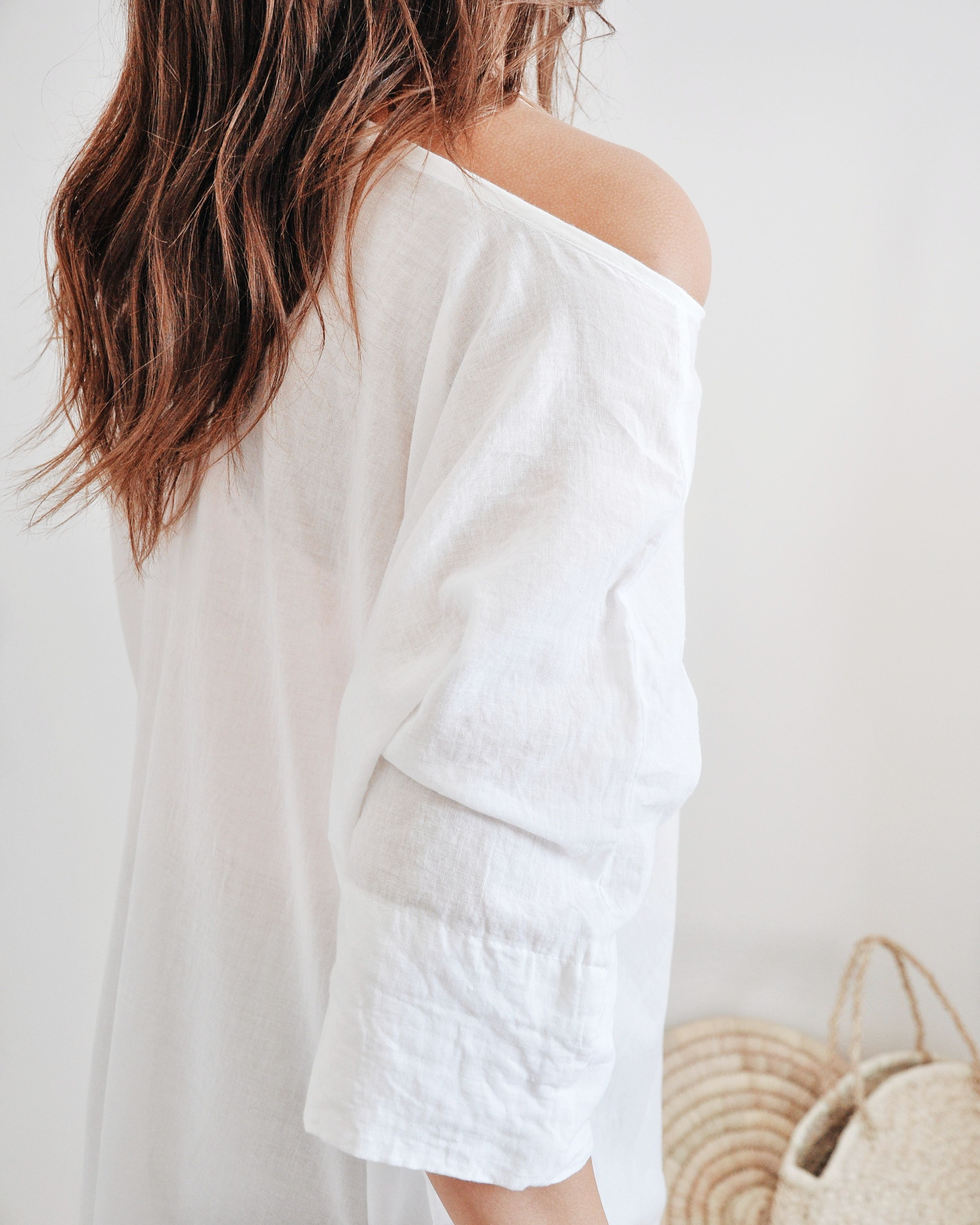 Light cotton abaya